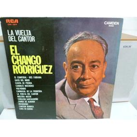 El Chango Rodriguez La Vuelta Del Cantor Vinilo Argentino
