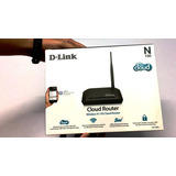 Router D-link - Wireless N150