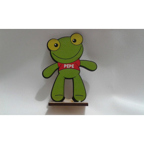 Souvenir Sapo Pepe Fibrofacil