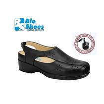 Zapato Cómodo Bio Shoes Pie Diabetico Artritis Pie Delicado