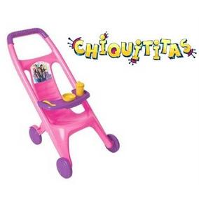Carrinho De Boneca Baby Car Chiquititas - Magic Toys