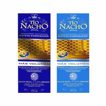 Kit Shampoo E Condicionador Tío Nacho Engrossador 415ml