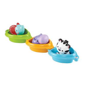 F-p Botes De Animalitos Hora Del Baño Mattel Cdc04