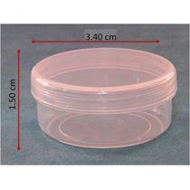 Tarrito, Envase, Frasco O Pomaderos De Plástico 7 Gramos