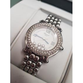Reloj Chopard Happy Sport Diamond Impecable
