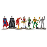 Schleich América Del Norte The Justice League Big Set