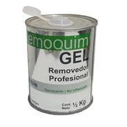 Removedor Pintura Remoquin Gel 4 Lts Lavable Diproel