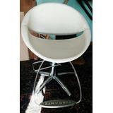 Poltrona Hidráulica Cadeira Corte Ferrante Base Alumínio