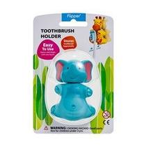 Porta Escova Dental Curaprox Flipper Elefante