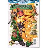 Lanternas Verdes 5 Renascimento Panini - Bonellihq Cx297 E18