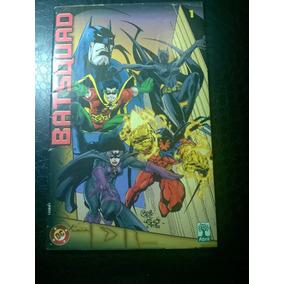 Hq Revista Batsquad Dc Comics Nº 1
