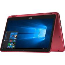 Notebook Dell 2 En 1 Táctil Amd A6 4gb Ram 32gb Win10 11.6´