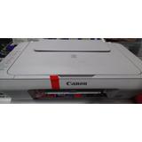Impresora Canon Mg2410 Nueva Sin Cartuchos