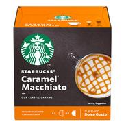 Capsulas Cafe Starbucks Caramel Macchiato Dolce Gusto