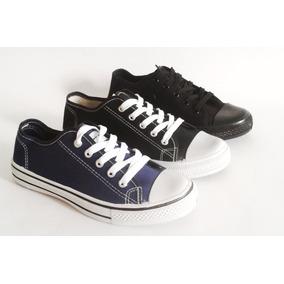 Zapatos Black Star Tipo Converse Deportivos Casual
