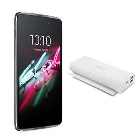 Celular Alcatel Idol 3 6045b (5.5) 16gb Power Bank 10400mah