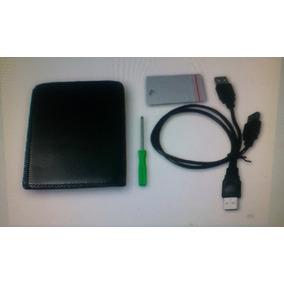 Case Externo 2.5 Disco Duro Sata Laptop Usb 2.0 Portatil!!!