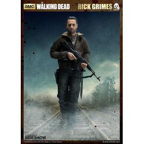 Rick Grimes Threezero (hot Toys Walking Dead Spiderman Iron)