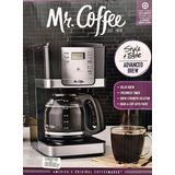 Cafetera Mr Coffee 12 Tazas Programable Nueva/ Sellada