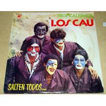 Los Cau Salten Todos Lp Argentino Promo Chamame Tropical