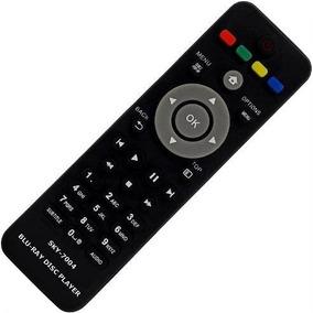 Controle Remoto Philips Blu-ray Bdp2100 2180 2900 3100 Pq