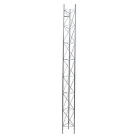 Tramo De Torre Arriostrada 3 Metros Stz-30 Galvanizado Elect