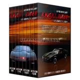 El Auto Fantastico Serie Completa 4 Temporaads Dvd Latino