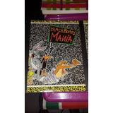 Cuaderno Vintage, Looney Tunes (wb) !único Y Original!