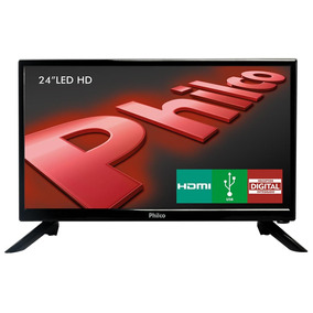 Tv Led 24 Philco Hd Com Conversor Digital - Ph24n91d