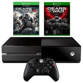 Xbox One 500gb + 2 Jogos + Controle Wireless