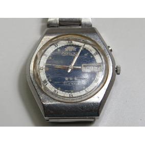 Relógio Orient Automatic 21 Jewels Antigo
