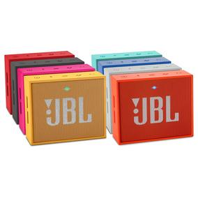 Parlante Bluetooth Jbl Go Ipad Iphone Android Portatil