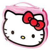 Maleta De Pintura Molin Hello Kitty Rosto C/ 65 Pçs Sortida