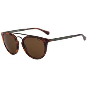 Polo Ralph Lauren Ph 4121 - Óculos De Sol 5017/73 Marrom