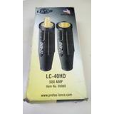Lenco Conector Lc 40 Hd Para Cables Maquina Soldar 3/0-4/0
