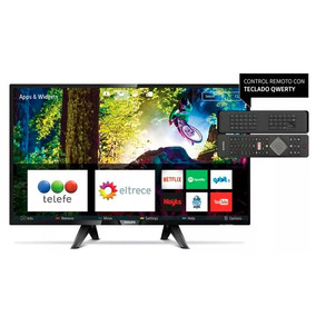 Smart Tv Philips 32 Control Remoto Qwerty