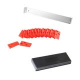 Red Line Kit Instalación Piso Laminado Otras Herramient Ch15