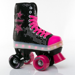 Patines Chicago Led Light Kossok Sport 78
