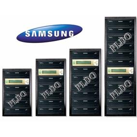 Torre De Gravação Cd E Dvd Samsung 01 Leitor E 05 Gravadores