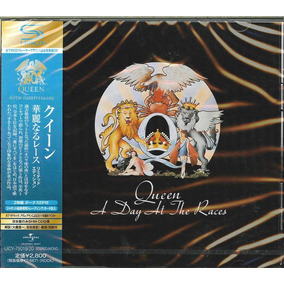 Queen - A Day At The Races - [ Shm Cd Duplo ] - Japonês