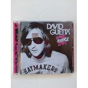 David Guetta One More Love Cd Impecable Edición 2011 Arg.