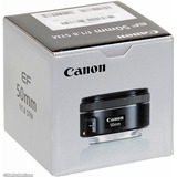 Lente Canon 50mm F/1.8 Stm Entrega Inmediata