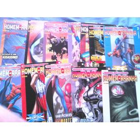 Marvel Millennium Homem-aranha Panini Vários Números