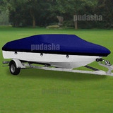 17 18 19 Ft Trailerable Fishing Ski Bass Boat Cover Waterpr