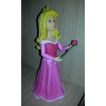 Princesa Aurora Bella Durmiente . Adorno En Porcelana Fria