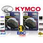 Pastilla De Freno Ebc Delantera Kymko Xciting 500 Carburador