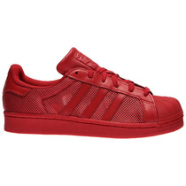 Adidas Superstar Rojos Mujer