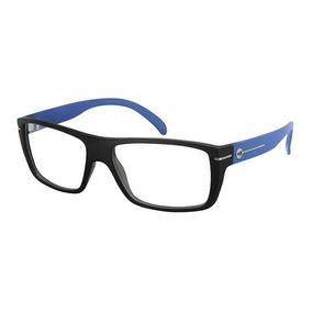 Armação De Óculos De Grau Hb Azul - Óculos no Mercado Livre Brasil 6f9a23781d