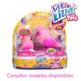 Little Live Pets Set Pajaro Mama Y Pichon Original Intek Tv
