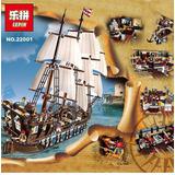 Lepin 22001 Barco Pirata Imperial Flagship, Tipo Lego